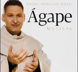 Portada de uno de los discos del Padre Marcelo