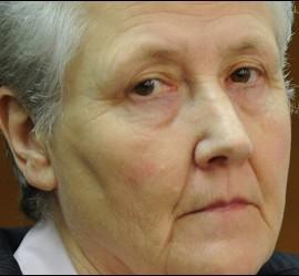 Marie Collins, víctima irlandesa de abusos