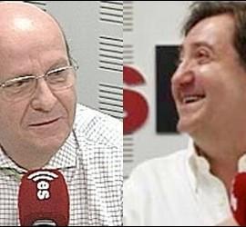 Carlos Dávila y Federico Jiménez Losantos.