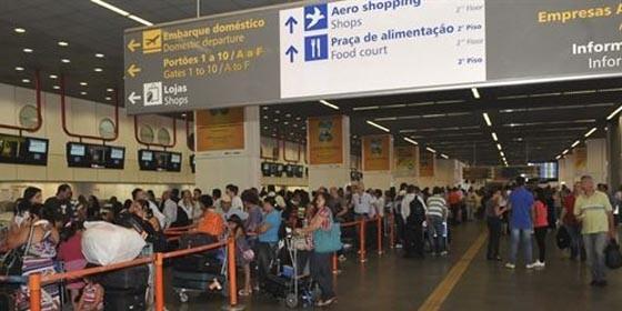 BRASIL CIERRA SU FRONTERA A LOS ESPAÑOLES