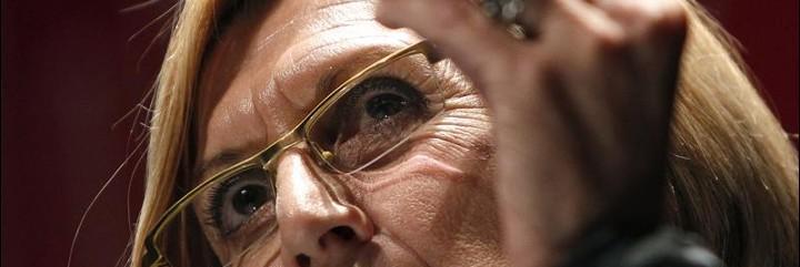 La líder de UPyD logró el 67% de los votos para seguir marcando la línea.