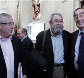 Toxo, Méndez y Rosell.
