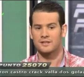 Captura de Quim Doménech en 'Punto Pelota'.