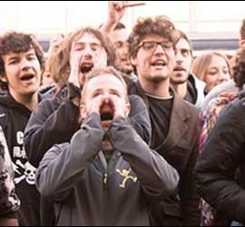 Compromís está detrás de la web que jalea a los radicales que se manifiestan en Valencia.
