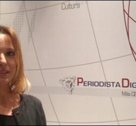 Patrycia Centeno, autora de 'Política y moda. La imagen del poder'