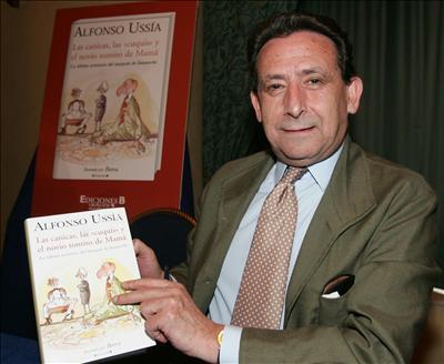 Coleccion de libros de Alfonso Ussía