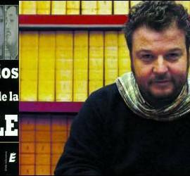 Iñigo González presenta su libro 'Mercenarios de la tele'