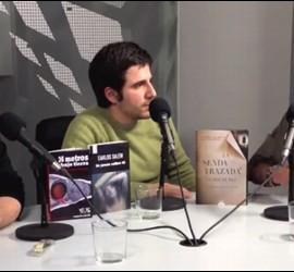 Carlos Salem, Lorenzo González y Pedro de Paz en la tertulia de Culturamas en Periodista Digital.