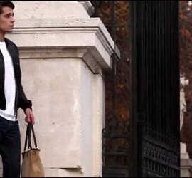 Captura del spot de la última campaña de Loewe.