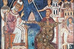 El emperador Constantino, ¿primer emperador cristiano?