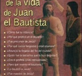 Nuevo libro de Ariel Álvarez sobre Juan Bautista