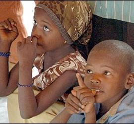Manos Unidas, con Níger