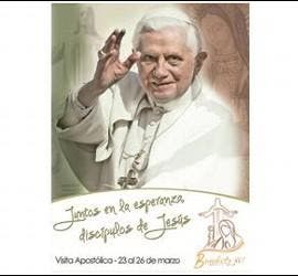 Benedicto en México