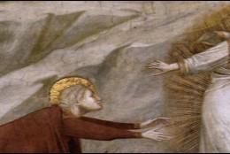 María Magdalena y le resurrección de Giotto
