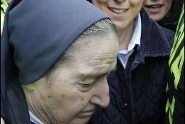 Sor María se negó a declarar ante el juez