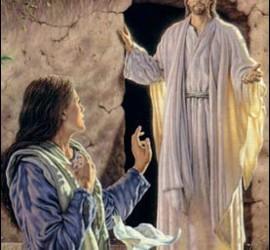 Jesús resucitado y las mujeres