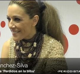 La presentadora de 'Perdidos en la tribu', Raquel Sánchez-Silva.