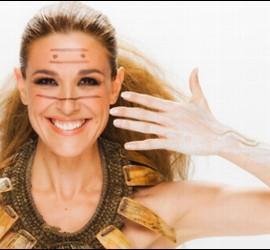 Raquel Sánchez-Silva en una foto promocional de 'Perdidos en la tribu'.