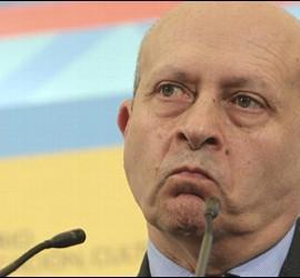 El ministro de Educación, Cultura y Deporte, Ignacio Wert.