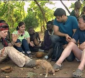 Pantallazo del programa 'Perdidos en la Tribu'.