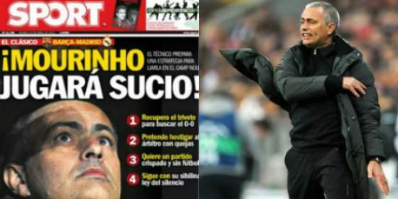 Para echar unas risas con portadas historicas culerdas Mourinho-portadabuena_560x280