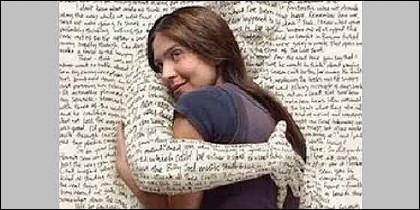 Libros, lectura, internet, letras y palabras.