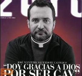 Mantero en la revista Zero