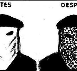 ETA y los terroristas etarras, según el Roto.