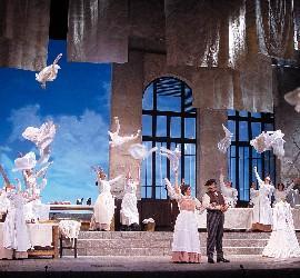 Éxito en el Teatro de la Zarzuela