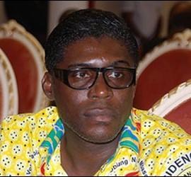 Teodoro Nguema Obiang Mangue.