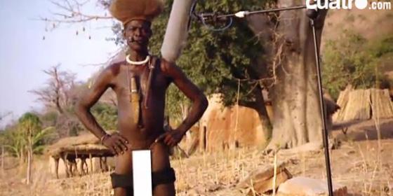 Captura De Perdidos En La Tribu Programa Cuatro