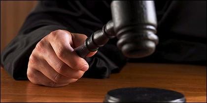 Juez, Justicia, Ley, sentencia y delito.