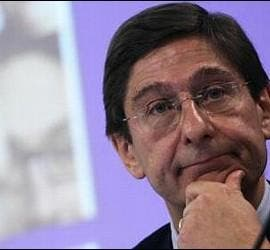 Jose Ignacio Goirigolzarri.
