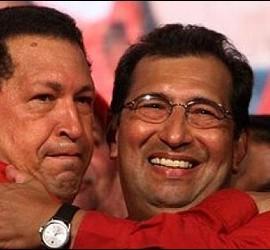 Hugo y Adán Chávez.