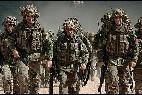 Soldados de Infantería del Ejército de Tierra español.