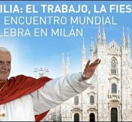 El Papa, en el encuentro de las Familias de Milán