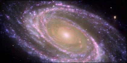 Vía Láctea.