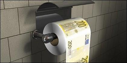 Crisis, derroche, despilfarro y dinero público.