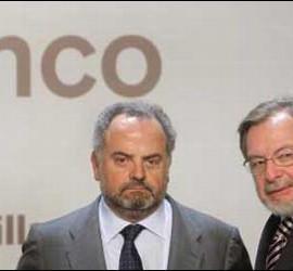 Polanco y Cebrián.