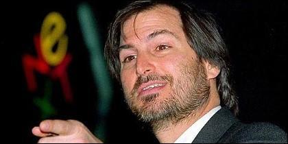 Steve Jobs en 1992.