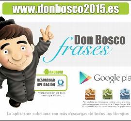 Don Bosco en el móvil