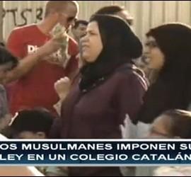 Captura del telediario de Intereconomía. 21 de junio de 2012