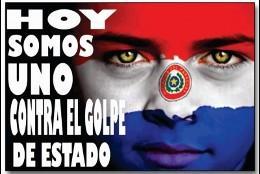 Paraguay contra el golpe que derrocó a Lugo