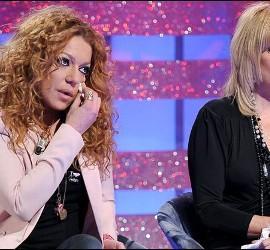 Sofía Cristo y Bárbara Rey en 'Más allá de la vida' (T5).