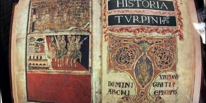 El Códice Calixtino del siglo XII