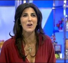 Paz Padilla en 'Sálvame Diario', de Telecinco.