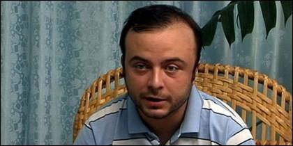 Ángel Carromero en el vídeo emitido por el régimen castrista.
