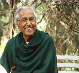 El filósofo R. Panikkar