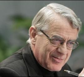 Federico Lombardi, portavoz del Vaticano
