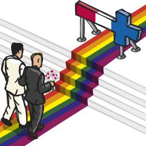 Opiniones religiosas sobre el matrimonio gay